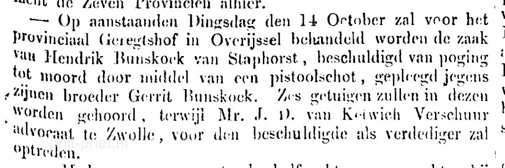 10 oktober 1856